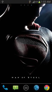 Superman Live Wallpaper Android