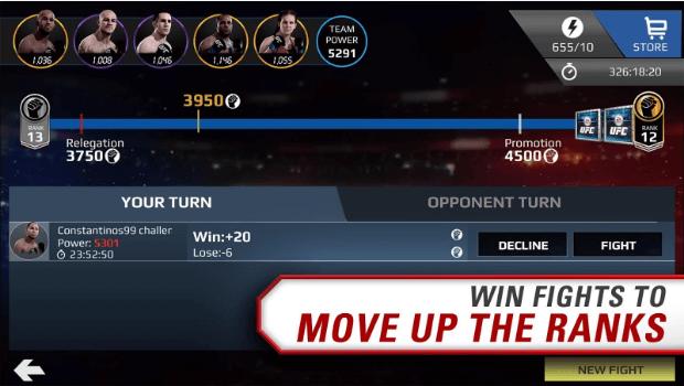 UFC APk+Data