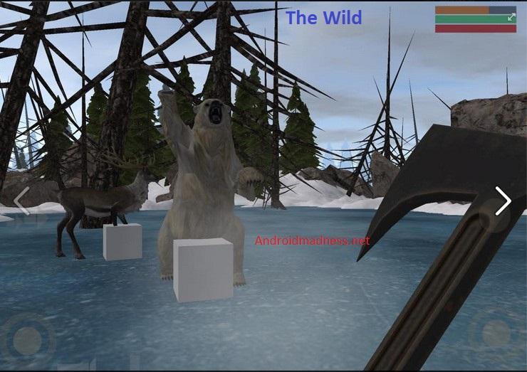 ios the wild