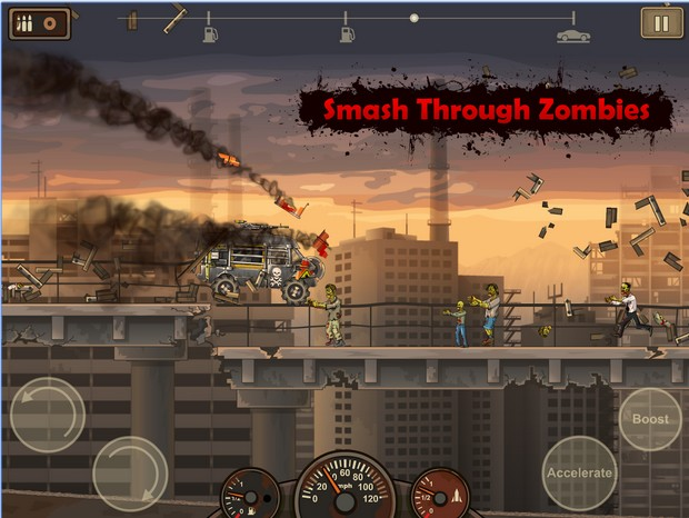 Earn To Die 2 Apk