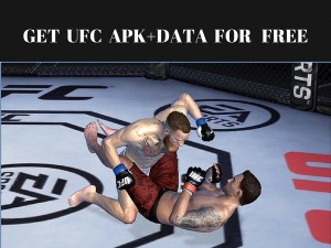 download UFC apk+Data
