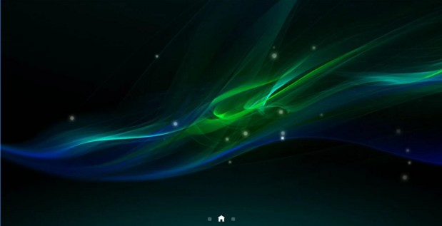 wave live wallpaper