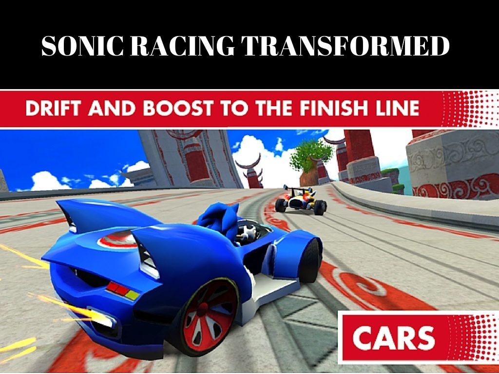 Download Sonic Racing Transformed Apk Data For Free