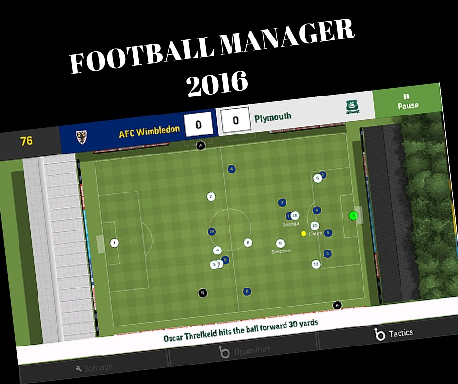 Football Manager 2016 Apk