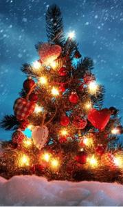 Christmas Live Wallpaper for mobile