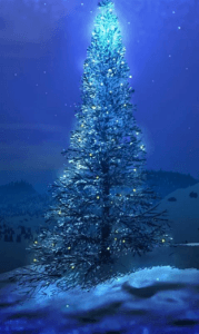 Christmas Live Wallpaper for mobile