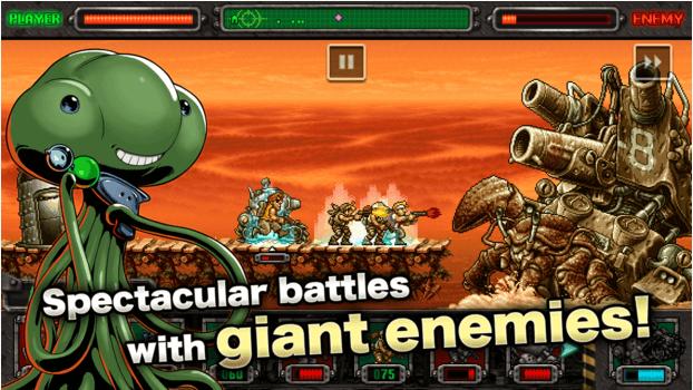 metal slug defense apk