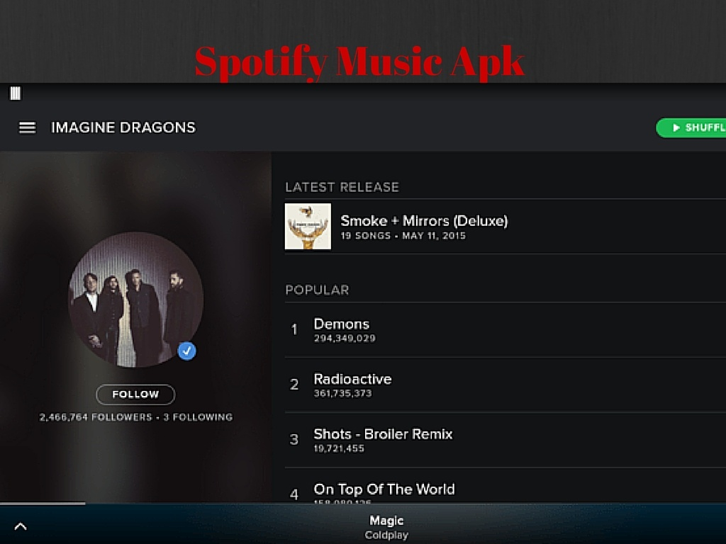 spotify apk full version