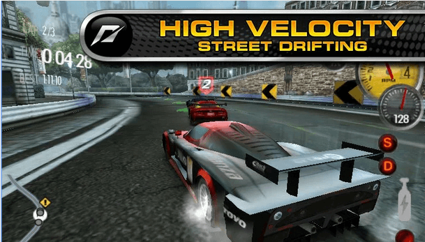 need for speed shift apk+data