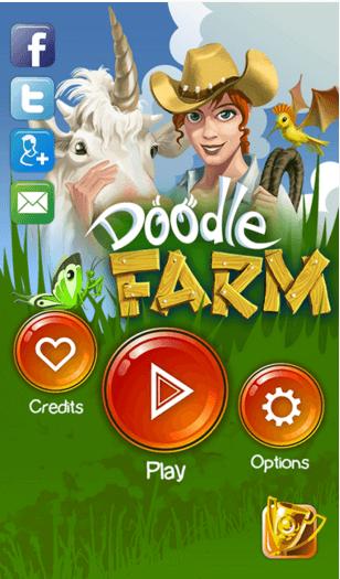 Doodle farm Apk
