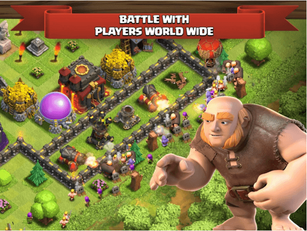 clash of clans apk version 8.116.2
