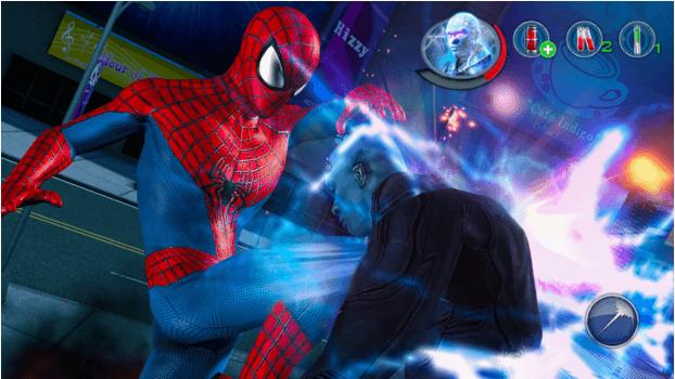 The Amazing Spider Man 2 Apk + Data + OBB [v1 2 7d]