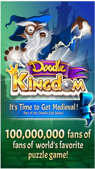 doodle kingdom apk