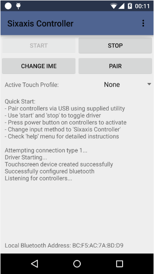 Download] Sixaxis Controller Apk [v 1 3 3] For Android 2 2+