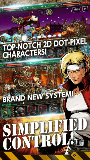 Download Metal Slug Attack Apk v1.7.1 For Free