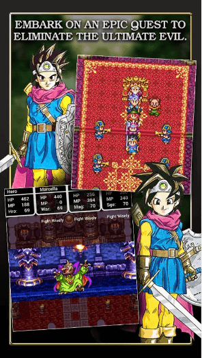 Dragon Quest 3 Apk