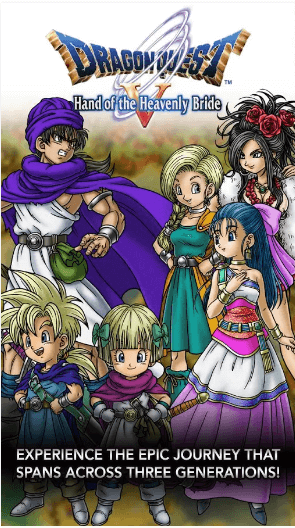 Dragon Quest 5 apk