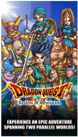 Dragon Quest 6 Apk