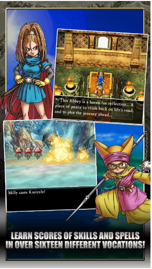 Dragon Quest vi Apk