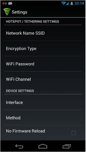 Download Wifi Tether Router Apk v6.1.5 For Free - APKBolt