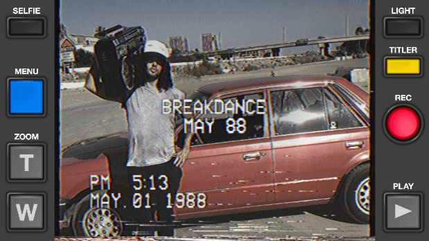 VHS Camcorder Apk