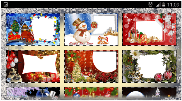 Christmas Photo Frames Apk