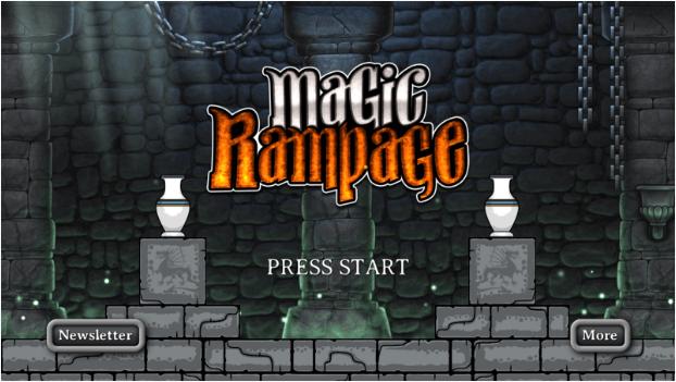 Magic Rampage Apk