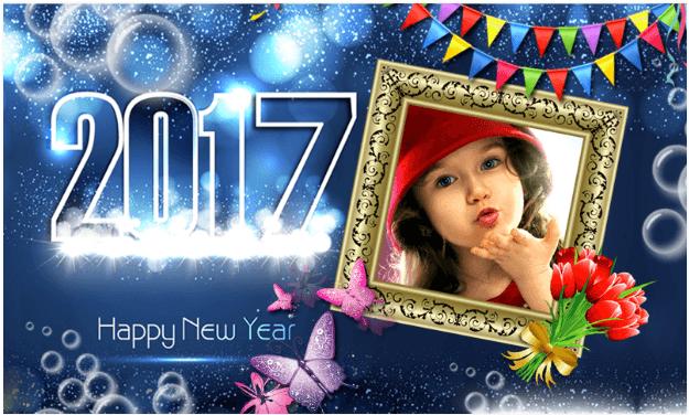 New Year Frames 2017 Apk