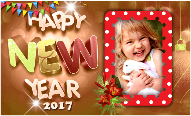 New Year Frames 2017 Apk