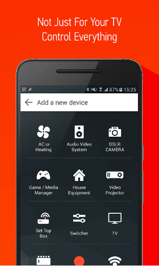 Smart IR Remote - Anymote Apk