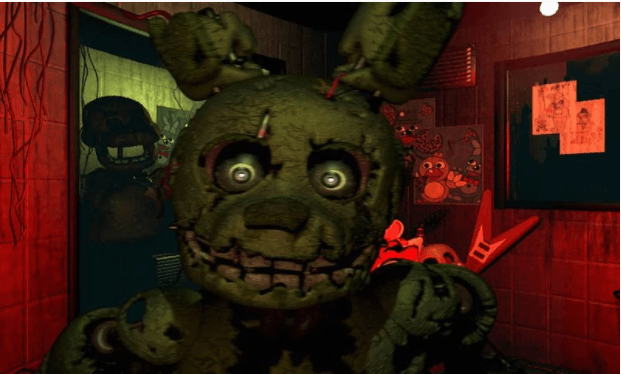 Download] Five Nights At Freddy's 3 Apk [v1 07] Android 2 3+
