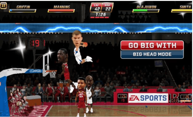 NBA Jam Apk