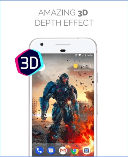 [Download] 3D Parallax Background Apk [v 1.42] For Android