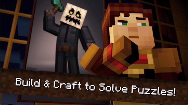 Minecraft Story Mode Apk .1