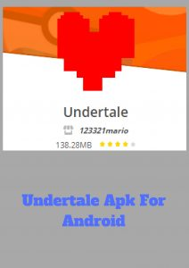 Undertale Apk For Android