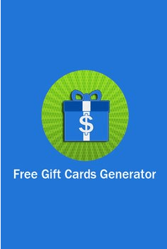gift card generator apk