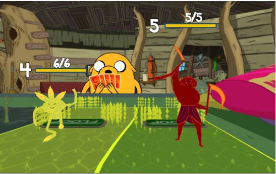 Card War Adventure Time Apk