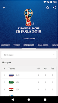2018 FIFA world Cup Russia Apk