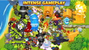 Bloons Tower defense 6 Apk