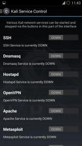 Kali Linux NetHunter Apk