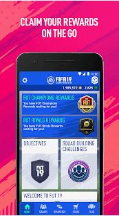 FIFA 19 Companion Apk