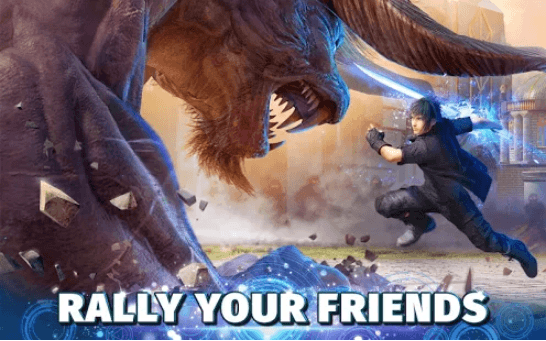 Final Fantasy XV A New Empire Mod Apk