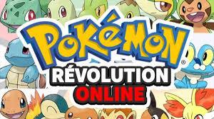 Pokemon Revolution Online Apk