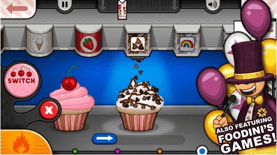 Papa's Cupcakeria Apk