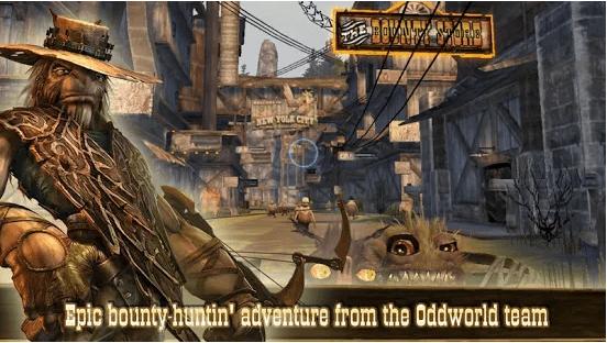 Oddworld Stranger's Wrath Mod Apk