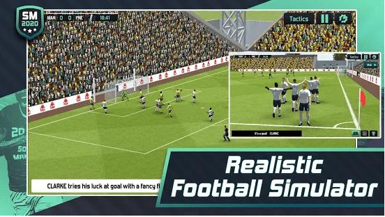 Soccer Manager 2020 Apk