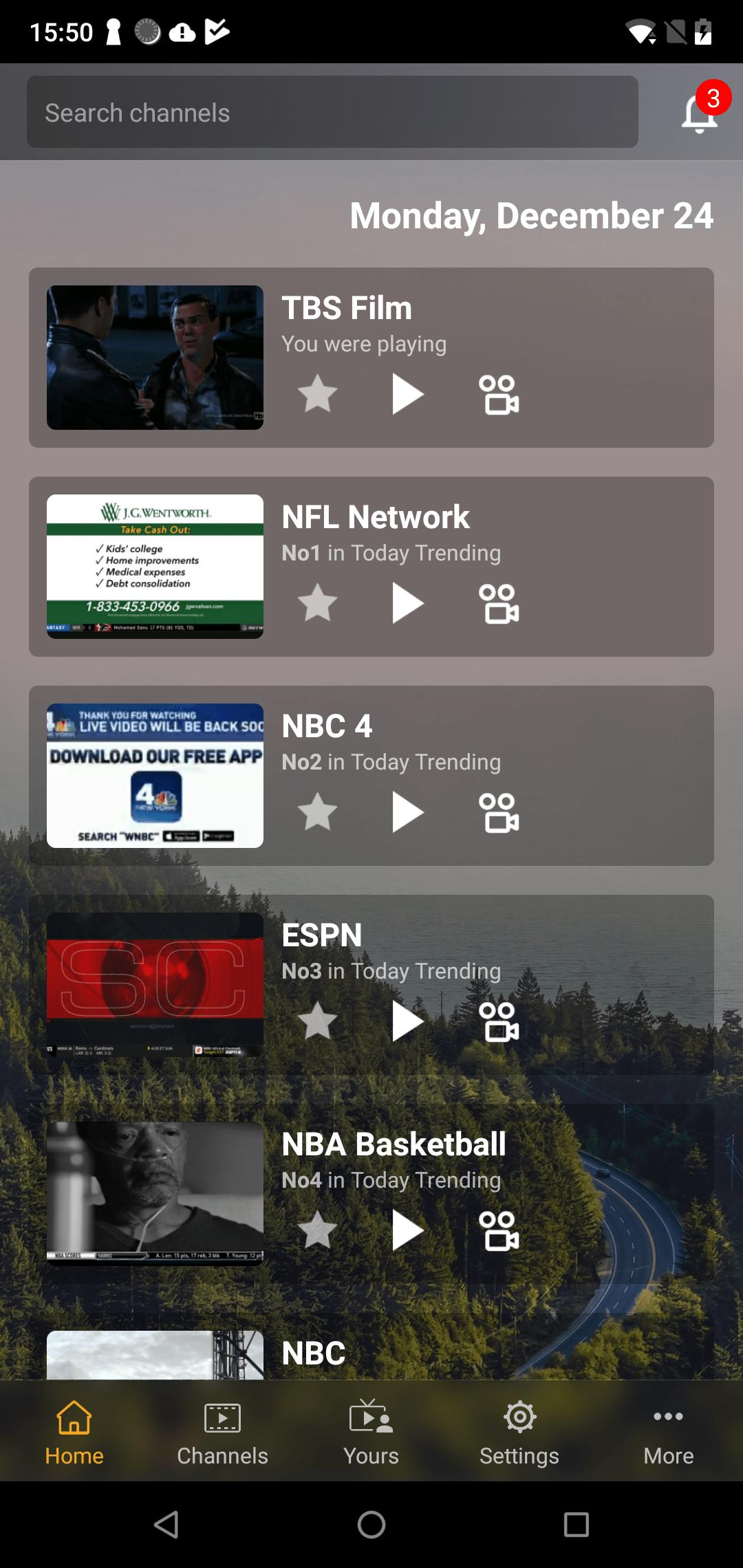 USTV App
