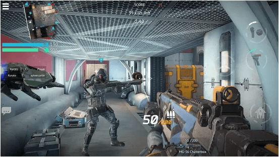 the infinity ops apk