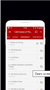 Gears Tv App