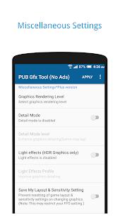 PUB Gfx Tool Android